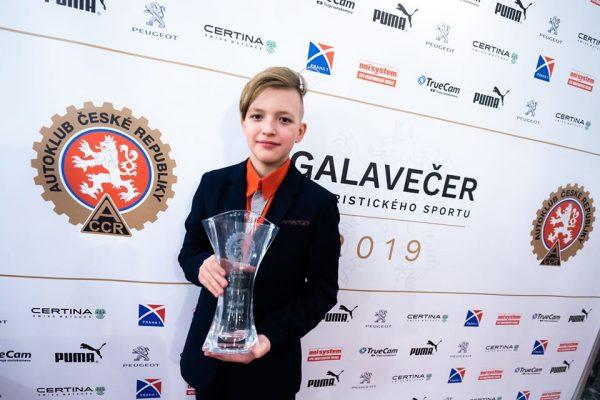 Michal Prokeš získal cenu kampaně Fair-play motorsport!
